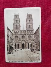 Orléans - Cathédrale Sainte Croix