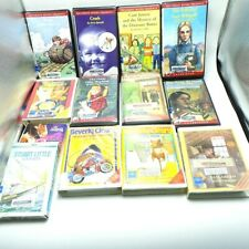 13 Children's Audio Cassette Book Tape Lot Educational Classroom Cleary EB White