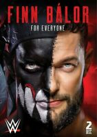 WWE: Finn Balor: For Everyone [New DVD] 2 Pack, Amaray Case