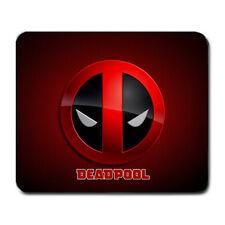Deadpool Marvel Comic Movies Superhero PC Gaming Laser Non Slip Mouse Pad Mat