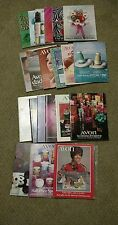 Vintage lot of 1969 Avon Catalogs