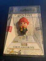 Tribe Harry Potter USB Flash Drive, 16GB Ron FD036503 Brand New