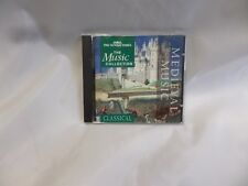 MEDIEVAL MUSIC MUSIC COLLECTION CLASSICAL ST4 CD