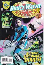 BRUCE WAYNE AGENT OF S.H.I.E.L.D N° 1   Albo in Americano ed. Marvel Comics