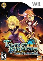 Tales of Symphonia: Dawn of the New World - Nintendo  Wii Game