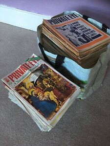 Private Eye Collection Job Lot 330 Approx Issues