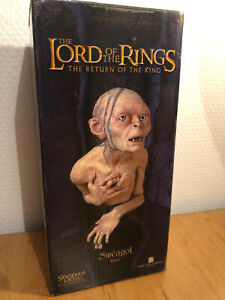 Weta Sideshow Collectibles Smeagol Bust 1:4 limited edition 2182/6000 MIB - neuf