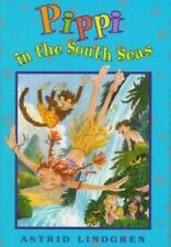 Pippi in the South Seas (Pippi Longstocking)-ExLibrary