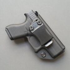 Made for Glock 42 - IWB Adjustable Kydex Holster-
