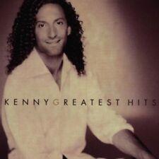 Kenny G Greatest Hits CD 17 Track European Arista 1998