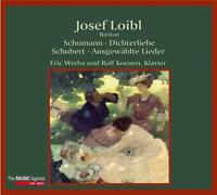 JOSEF LOIBL - BARITONE-ROBERT SCHUMANN  CD NEW