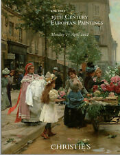 19th Century European Paintings Herring Dawson Buttersworth Schryver Zandomenghi