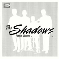 The Shadows ~ Platinum Collection NEW 2CD + DVD GREATEST HITS / HANK MARVIN