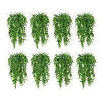 8 Bunches 75cm Artificial Ivy Vine Plant Outdoor Indoor Hanging Decor Green