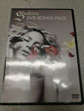 Shakira Dvd Bonus Pack (Dvd, 2005) Oral Fixation vol 2