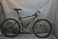 "1997 Trek 8000 MTB Bike Medium 16"" Hardtail STX Rock Shox Deore XT SRAM Charity!"