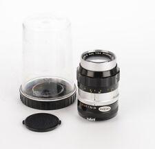 Nikon 135mm F/3.5 Nikkor Q Non AI Telephoto Lens