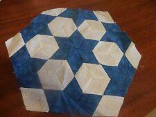 Plastic Templates - Dutch Tile quilt