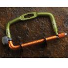 Fishpond Headgate 7 Spool Tippet Holder Dispenser And Cutter Aluminum - Lichen