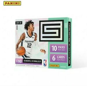 2019-2020 Panini Status Basketball Tmall Sealed Box (FREE SHIPPING)