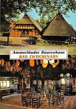 BG10523 ammerlander bauernhaus  types folklore  bad zwischenahn  germany