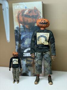 3A Adventure Kartel Ghastly Halloween Zombkin 2 Pack Ashley Wood Tomorrow Kings