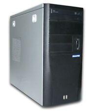 BlueChip SG400-J AMD Athlon 64 X2 2,5GHz 8GB 128GB SSD Win 10 Pro Midi-Tower