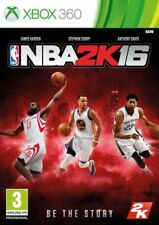 NBA 2k16 Xbox 360 Kinect Compatible Complete in Fantastic