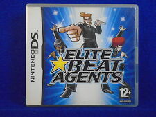 ds ELITE BEAT AGENTS Save The World With The Power Of Music DSi 3DS Nintendo PAL