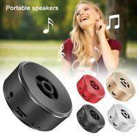 A5 Mini Portable Super Bass Stereo Bluetooth Wireless Speaker Support TF SD AUX