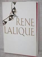 RENE LALIQUE Art Fashion Photo Japanese Book Vtg Art Nouveau Deco Jewelry Bottle