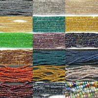 100Pcs Top Quality Czech Crystal Faceted Rondelle Spacer Beads 6mm x 8mm Pick