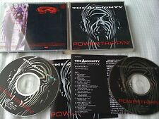 THE ALMIGHTY / Powertrippin / JAPAN LTD 2CD