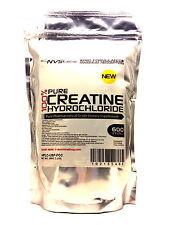 250g (8.8oz) CREATINE HYDROCHLORIDE (HCL) US PHARMACEUTICAL GRADE