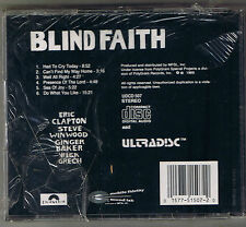 Blind Faith MFSL Gold CD Neu OVP Sealed UDCD 507 U I