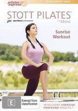 Pilates Exercise DVD - STOTT PILATES SUNRISE WORKOUT