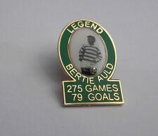 Celtic Legend badge Bertie Auld