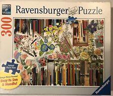 "Ravensburger ""Color with Me"" 300 Large Format Piece Puzzle"