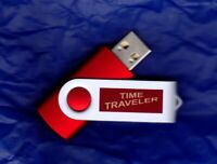 Time Traveler USB drive with 10,000+ OTR shows best of old time radio FREE SHIP