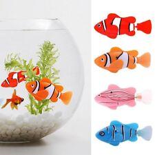 High quality Robot Fish ( x 4 fishes) Aquarium Fish Bath Toy Baby Kids Christmas