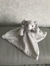Soft Touch Elephant Comforter Grey Blanket Blanket Soft New No Tag Toy