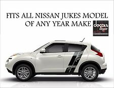 Body Decal Stripes Fits NISSAN JUKE Crossover Compact & Mini SUV  2011 to 2017