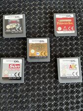 Nintendo DS / DS Lite Puzzle Games Bundle
