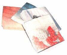 24 X Einweg Weihnachten Stil Papierservietten Tischdekoration Taschentücher