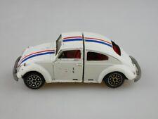 NW2 Politoys 1/43 VW Käfer Bug Beetle Maggiolino Herbie Disney ohne Box 512798