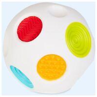 B Kids SENSORY SOUND AND LIGHT BALL Baby Child Infant Fun Play Toy BN