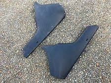 Range Rover P38  Centre Console Side Panels in Grey  - All models