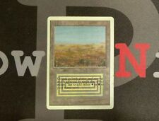 1 Scrubland (#4697) - 93/94 Unlimited MtG Land Rare Magic