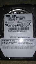 TOSHIBA MK2555GSX HS 266 CLAC NON RECO