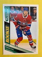 2019-20 UD Parkhurst Rookie #310 Ryan Poehling Montreal Canadiens Rookie Card